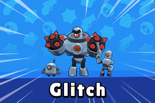 Brawl Stars Robots à gogo Glitch 2019