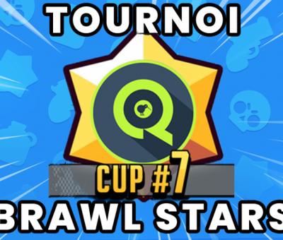 QiWeeTV Tournoi Brawl Stars