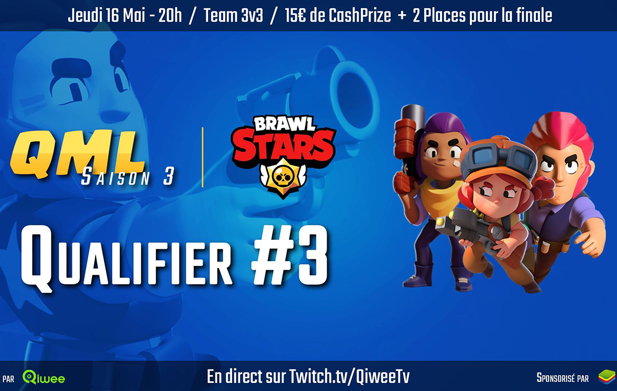 Qiwee Brawl Stars League