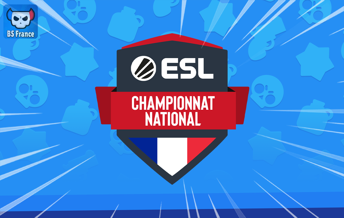 ESL Championnat National Brawl Stars France