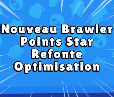 Brawl Stars Août Mise à jour