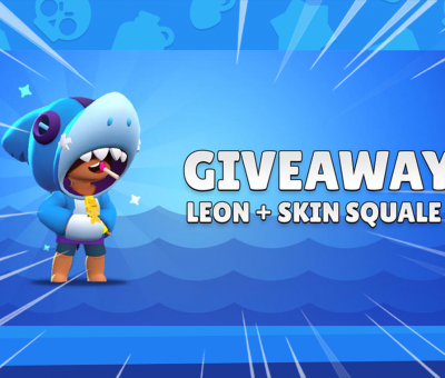 Giveaway Skin Leon Squale Streamer