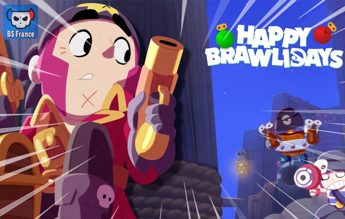 Maintenance Brawl Stars - Brawl Fêtes