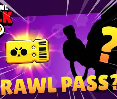 Brawl Stars, Brawl Talk Brawl Pass